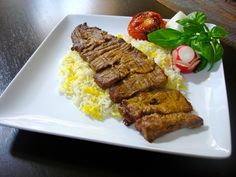 Cook Persian Food (Iranian Food). The best Persian recipes exist here.