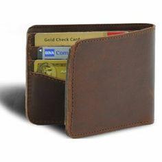 Saddleback Leather Wallet Bi-fold Medium (Apparel) http://www.amazon.com/dp/B002ZO3592/?tag=pindemons-20 B002ZO3592