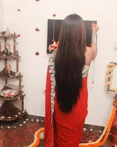 🚩 Hair World/cabelo mundo 🚩 ( Long Dark Hair, Very Long Hair, Braids For Long Hair, Haircuts For Long Hair With Layers, Long Hair Cuts, Beautiful Long Hair, Gorgeous Hair, Loose Hairstyles, Trendy Hairstyles