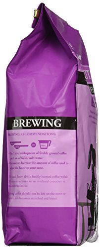 Wellsley Farms Hazelnut Ground Coffee Medium Dark Roast Rich and Flavorful 2 Lbs * Continue to the product at the image link.