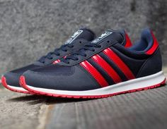 3ee8ef080b44 adidas Originals Adistar Racer – Legend Ink   Light Scarlet Best Sneakers