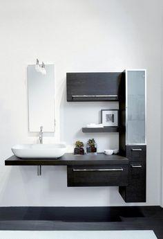 Hermoso mueble para tu cuarto de baño