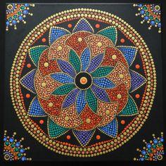 Mandalas Painting, Mandalas Drawing, Wallpaper Wall, Pattern Wallpaper, Mandala Dots, Mandala Design, Design Tattoo, Doodle, Dot Art Painting