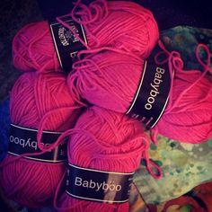 Babyboo yarn