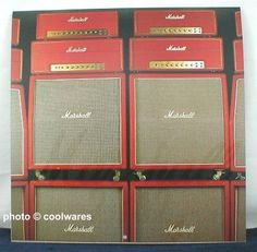 Marshall Amplification 40th Anniversary 2002 Collectible Amp