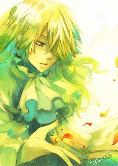pandora hearts by shirleyfoxcc Break! <3