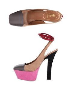 Yves Saint Laurent, Obsession Shoes