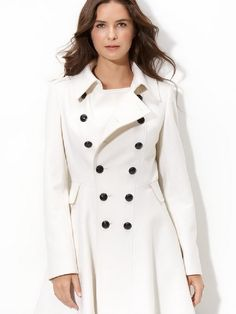 women's long coats | Stay beautiful and confident in the winter ...