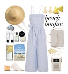 """Untitled #463"" by mydntkrl ❤ liked on Polyvore featuring J.Crew, Dolce Vita, Ted Baker, Hueb, Mounser and Bobbi Brown Cosmetics"