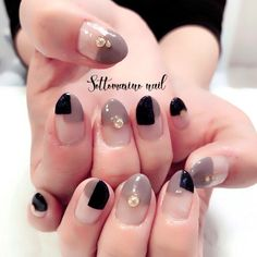 Cute Nail Art Designs, Simple Nail Designs, Chic Nails, Love Nails, Perfect Nails, French Nails, Nail Trends, Simple Nails, Nail Arts
