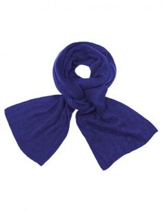 Women's Super Soft Winter Scarf - Solid Color