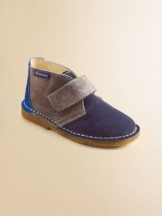 Naturino - Infant's & Toddler's Two-Tone Suede Ankle Boots - Saks.com