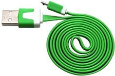 "myLife Healthy Green {Solid Flat Noodle Design} 6' Feet (1.8 Meter) Quick Charge USB 2.0 Micro USB to USB Data Sync Cord for Phones, Cameras, Tablets and GPS Devices ""SEE COMPATIBILITY"" (Durable Rubber Coat) myLife Brand Products http://www.amazon.com/dp/B00O9DYCT4/ref=cm_sw_r_pi_dp_rM.tub0F7N1VW"