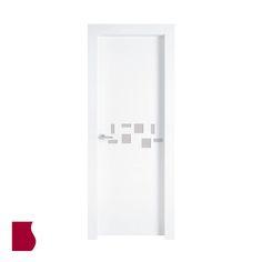 Modelo 908C /LACADA BLANCA / Colección Lacada / Puertas de interior Sanrafael