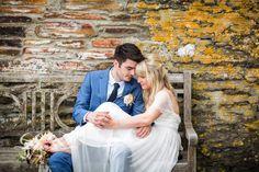 Polpier House wedding. Rebecca Roundhill Photography.