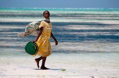 Gente de Zanzíbar |