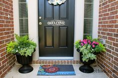 summer porch decorating ideas | front porch ideas - Decorchick!