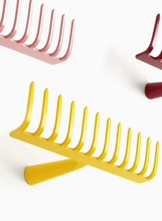 Coat racks (or jewelry hangers, or tool hangers, herb dryers...)