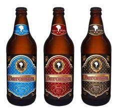 Projeto gráfico Cerveja Baronesa