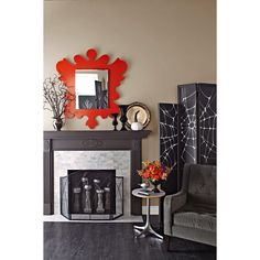 1000 Images About Flad Living Room Fireplace On