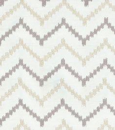 HGTV Home Upholstery Fabric-Bennett Silver