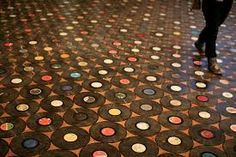 Image result for vinyl records on floor