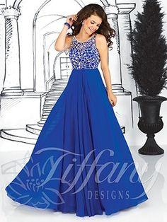 Tiffany Prom 16053
