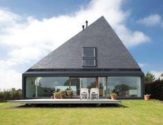 architect Eugeen Liebaut (Belgium) - schrijnwerk Tonny Van Damme (Wetteren)