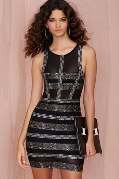 Nasty Gal Cold Hearted Snake Bodycon | Shop Sale at Nasty Gal