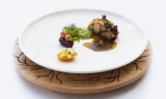 Iceland. Finalist Dishes of Bocuse d'Or 2017 - See more at: http://theartofplating.com/news/the-art-of-plating-at-bocuse-dor-2017/