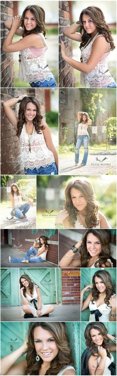 Sydney | Senior Portrait | Senior Girl