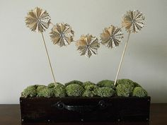 Wedding Cupcake Picks/Topper vintage book pages Set of 10 //READY TO SHIP//