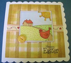 """Inky Doodle stamps """"Easter"""""""
