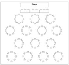 40x60 pole tent round table dance floor seating | Flowergirl ...