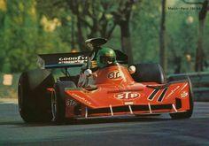 1973 Henri Pescarolo March 731 Ford