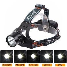 5 Modes LED Flashlight  *** Read more reviews of the product by visiting the link on the image.