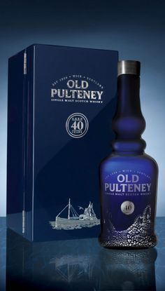 Old Pulteney 40 Year Old Whisky