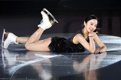 Marin Honda of Japan performs in the gala exhibition during day three of the ISU Grand Prix of Figure Skating at Brandt Centre on October 29 2017 in. Stephane Lambiel, Seven Nation Army, Skate Canada, Japanese Figure Skater, Honda S, Tag Photo, Little Sisters, Figure Skating, Marines