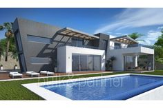 Modern luxury villa with sea views for sale in Jávea - ID 5500624 - Real estate is our passion... www.bulk-partner.com