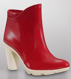 In search of the perfect red shoe...