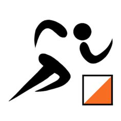 What our Olympic symbol would probably look like!