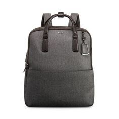 Tumi Sinclair Olivia Convertible Backpack Home - Luggage & Travel - All Luggage - Bloomingdale's Tumi Backpack, Leather Backpack, Backpack Essentials, Commuter Bag, Convertible Backpack, Hobo Bag, Shoulder Handbags, Backpacks, Earl Gray
