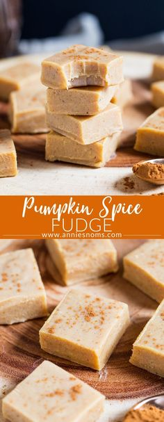 My Pumpkin Spice Fudge is out of this world amazing. Spicy, sweet and with just a hint of pumpkin, you don't even need a thermometer to make it!