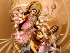 """Vijayadashami or Dussehra or Dasara, is one of the most important festivals celebrated in various forms, across India, Nepal and Bangladesh. Dussehra is derived from Sanskrit Dasha-hara meaning """"remover of bad fate"""" meaning remover of ten heads of Ravana's.   Read more spiritual stories @ http://www.gyanmarg.com/"""