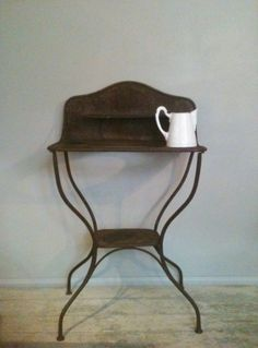 Antique French Wash Stand