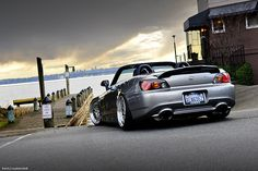 S2000, if I could drive stick and not have hip pain.... You'd be the car of choice