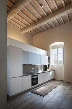 Recupero storico in provincia di Siena. Villa colonica del '400 | RistrutturareOnWeb