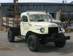 Post image for 1946 Dodge Power Wagon For Sale