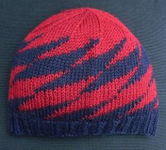 Zportz hat (free) on Ravelry