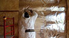 Утепление стен мансарды минеральной ватой. Как утеплить каркас мансарды.